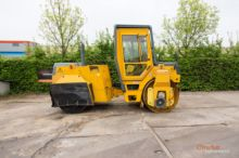 1998 BOMAG BW151AC-2 road rolle