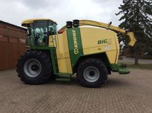 2012 KRONE BIG X700 forage harv