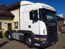 Used 2010 SCANIA R G