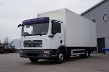 2006 MAN TGL12-180, box trucks