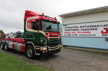 2005 SCANIA R500 368kW cable sy