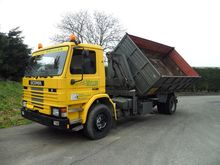 Used SCANIA Kipper +