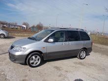 2002 MAZDA MPV 2.0 CDH minivan