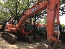 2013 DOOSAN DH220 tracked excav