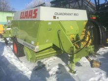 2010 CLAAS QUADRANT 1150 square