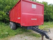 2008 BAASTRUP 16 tons tractor t