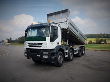 Used 2008 IVECO 340T