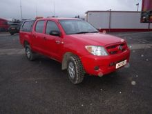 TOYOTA HILUX HL2 pick-up by auc