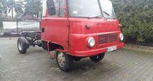 1983 ROBUR VEB chassis truck