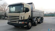 2000 SCANIA 124 P 420c dump tru