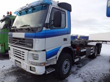 2002 VOLVO FM12 cable system tr