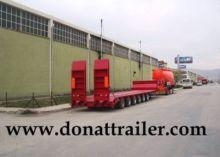 DONAT 6 Axle Lowbed Semitrailer