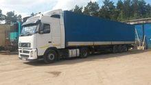 2007 VOLVO FH13 400 tractor uni