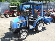 ISEKI TF15DT mini tractor