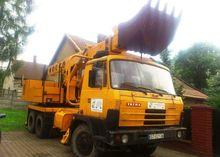Used 1986 TATRA 815