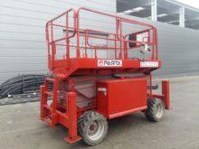 2006 MEC 3772RT scissor lift