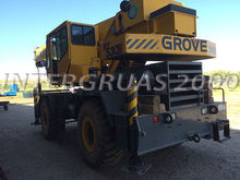 Used 2005 GROVE RT 5