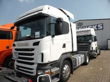 2011 SCANIA R400 *6201* tractor