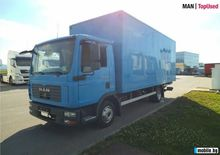 2008 MAN Tgl 7.150 EURO 4 close