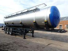 2015 VOLOGDAMASH 30/1 food tank