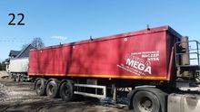2007 MEGA tipper semi-trailer