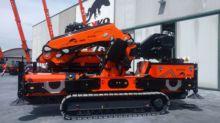 2017 JEKKO JF 545 crawler crane