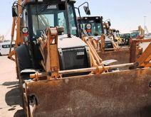 2007 CASE 580 SR backhoe loader