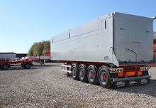 AMT TK400 tipper semi-trailer