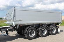 2015 AMT KT300 tipper trailer