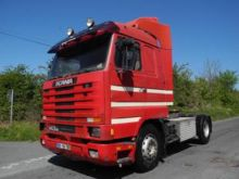 2006 SCANIA 143 tractor unit