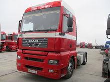 Used 2004 MAN TGA 18