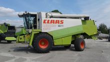 2003 CLAAS Lexion 450 combine-h