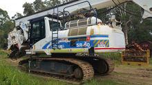 2009 SOILMEC SR60 drilling rig