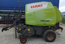 2010 CLAAS Rollant 455 RC round