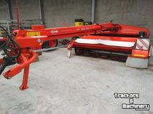 2001 KUHN FC350G windrower