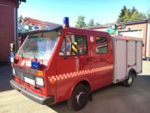 1992 VW LT-45 4x2 WD fire truck