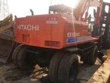 2014 HITACHI EX160 wheel loader