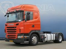 2011 SCANIA G400 tractor unit