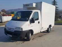 CITROEN JUMPER refrigerated tru