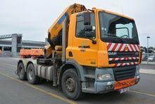 Used 2002 DAF Cf85 t