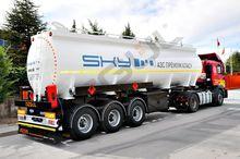 OZGUL bENZOVOZ-2016 fuel tank t