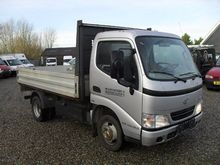 2006 TOYOTA Dyna 150 2,5 D-4D S