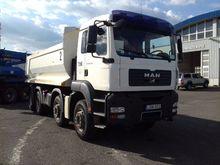 2008 MAN 41.440 dump truck