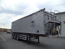 2015 STAS tipper semi-trailer