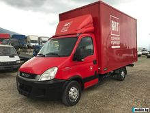 2011 IVECO Daily 35S14 closed b