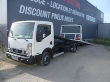 2016 NISSAN Cabstar 3.0 dCi 130
