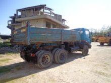 1983 MERCEDES-BENZ 2222 dump tr