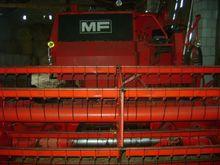MASSEY FERGUSON 440 combine-har