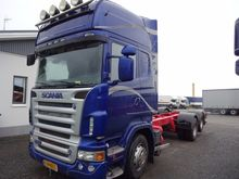 2007 SCANIA R620 chassis truck