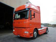 Used 2011 DAF FT XF1